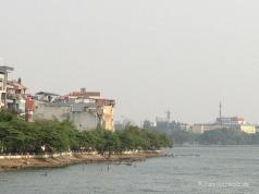 Ho Tay, der Westsee, in Hanoi