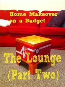 home makeover ona budget