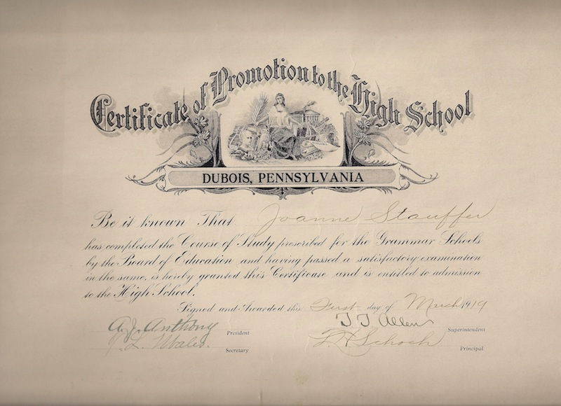 joanna-middle-school-diploma