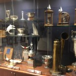 Definitely some by-gone stuff here. Note the William Randolf Hearst Trophy from 1930's