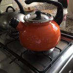 A new teapot!
