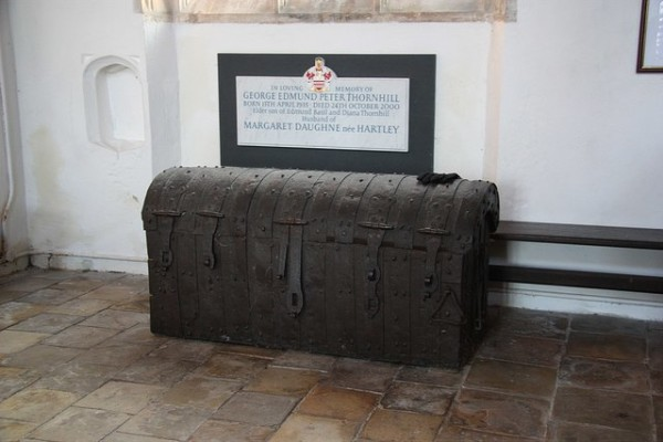 Parish Chest Photo by Richard Croft