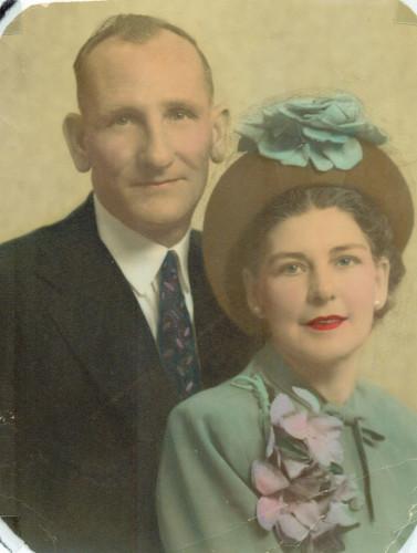 Arthur & Edna Sanderson
