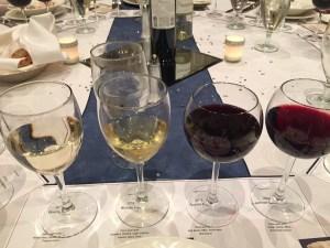 A selection of CK Mondavi Family Vineyard wines
