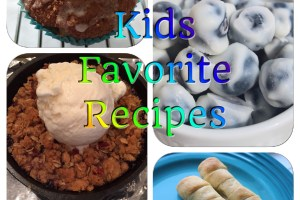 Kids Favorite Recipes #SundaySupper