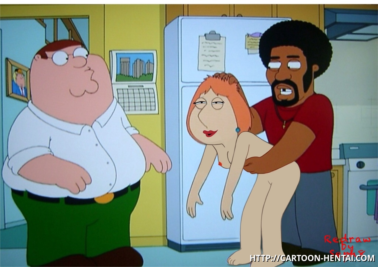 Meg and chris griffin hook up
