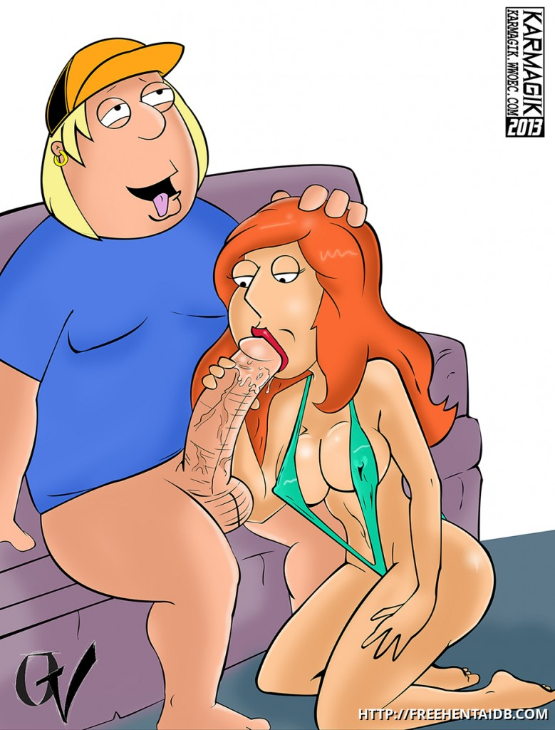 Mature cum in air