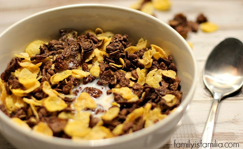 3 Ways to Enjoy Honey Bunches of Oats Chocolate!