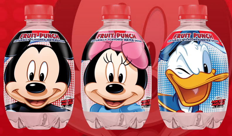AquaBall Naturally Flavored Water for Kids!