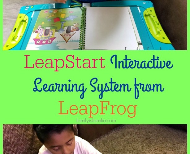 LeapStart Interactive Learning System from LeapFrog