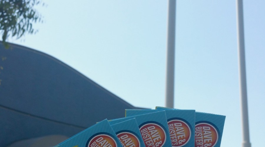 #SummerofGames at Dave & Buster's! #Giveaway