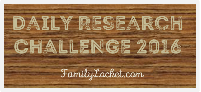 Daily Research Challenge 2016