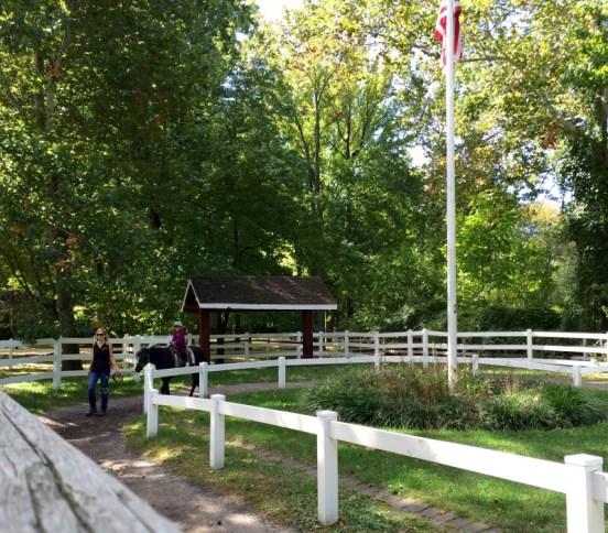 Pony Ride, Van Saun Park