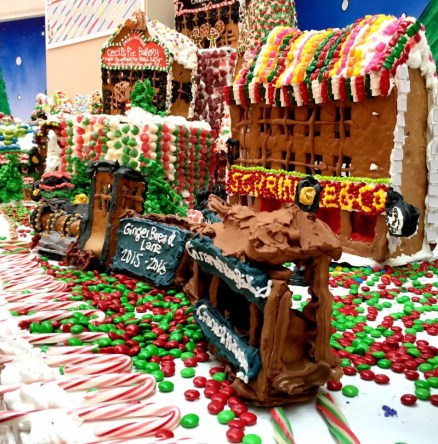 GingerBread Lane - New York Hall of Science