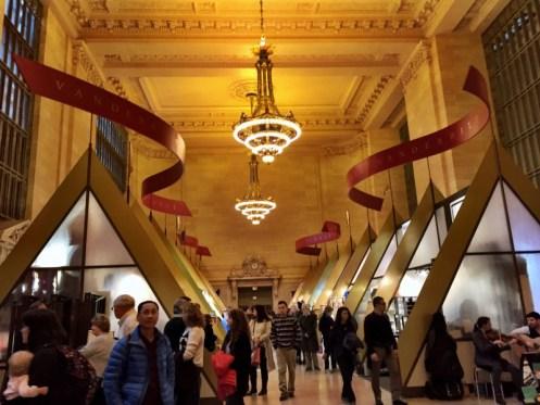 Grand Central Vanderbilt Hall Holiday Fair