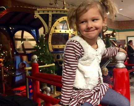 Macy's Santaland NYC