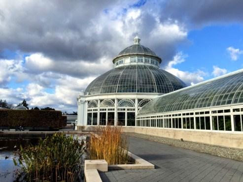 NY Botanical Garden Enid Haupt Conservatory