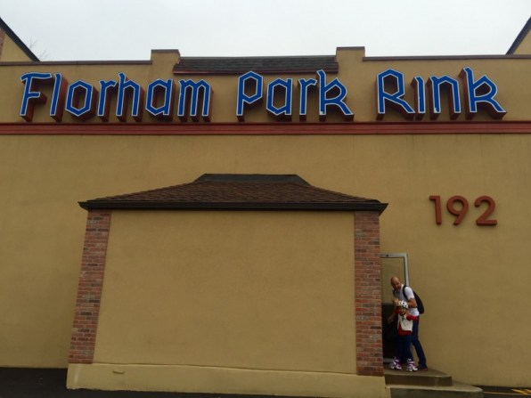Florham Park Roller Rink, NJ