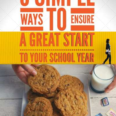 5 Simple Ways to Ensure a Great Start to Your School Year