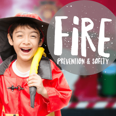 Fire Prevention & Safety: Hands-On Learning Stations