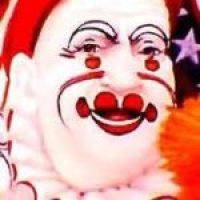 Frankie Saluto - famous circus clown
