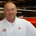 Johnny Davis of JD Motorsports in the Nationwide Series at 9:25 pm ET