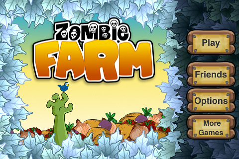 zombie farm iphone app review