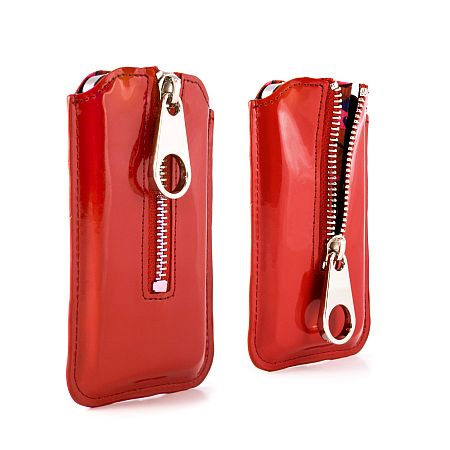 Ted Baker Patent Leather Style Apple iPhone 4 Pouch
