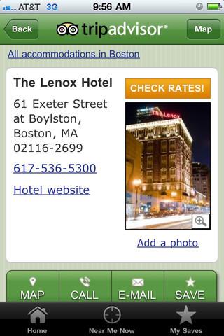 Trip Advisor iPhone App Review