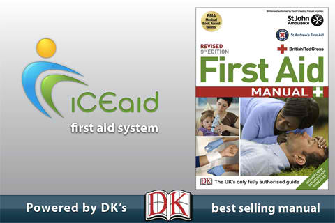 iCEaid First Aid System iPhone App Review
