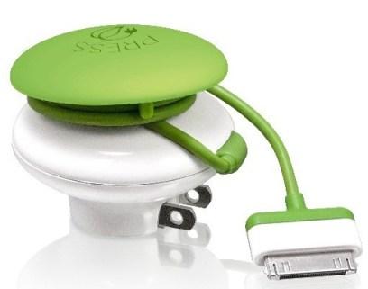 Bracketron Mushroom GreenZero Energy Saving Charger