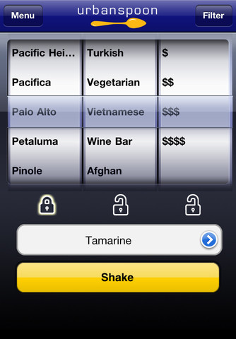 Urbanspoon iPhone App Review