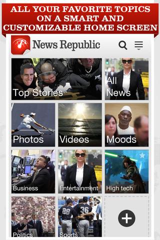 News Republic 2.0 iPhone App Review