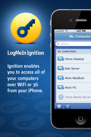 LogMeIn Ignition iPad App Review