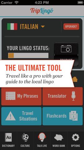 TripLingo iPhone App Review