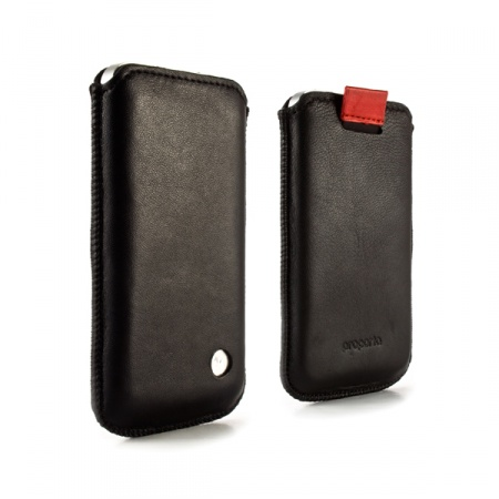 iPhone 5 Leather Pouch