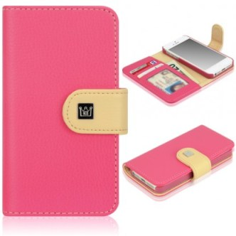 iPhone 5 Pathway Wallet Case Cherry Lane