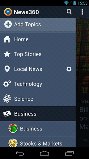 news360 Android App Review
