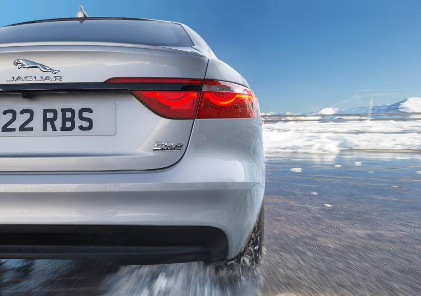 2017 Jaguar XF 20D AWD | Fanaticar Magazin