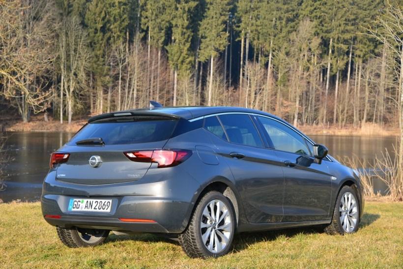 2016 Opel Astra Turbo | Fanaticar Magazin