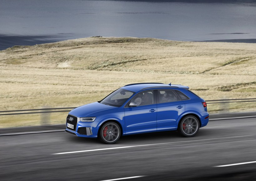 Audi RS Q3 performance | Fanaticar Magazin