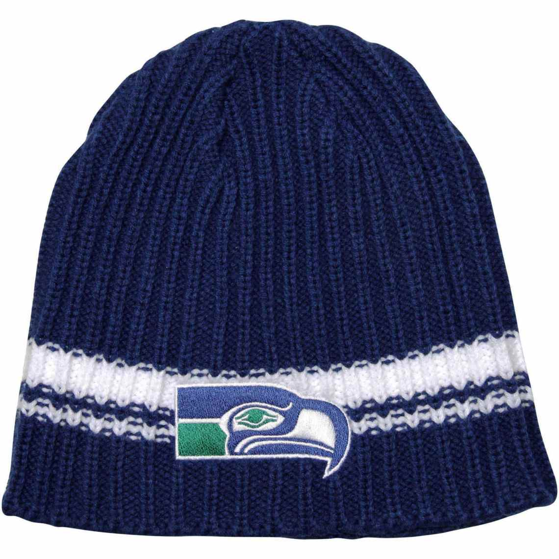 '47 Brand Seattle Seahawks Domestic Ontario Knit Hat - College Navy