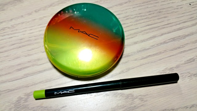 MAC Wash & Dry Delicates Studio Sculpt Bronzing Powder, Colour Matters Technakohl Eyeliner