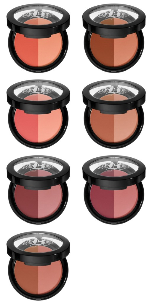 Kat Von D Shade + Light Two Tone Blush for Spring 2016