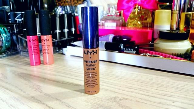 NYX Cinnamon Roll Intense Butter Gloss