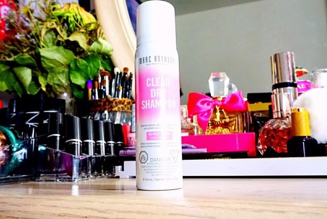 Marc Anthony Clear Dry Shampoo