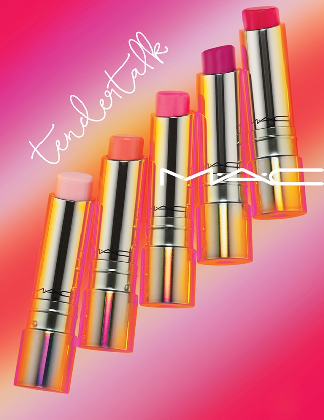 MAC Tendertalk Collection for Summer 2016