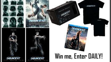 Insurgent Giveaway