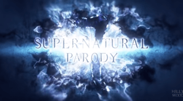 Hillywood-SPN-Parody