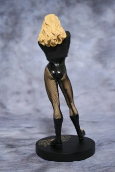 Cover Girls of DC Black Canary Statue 003